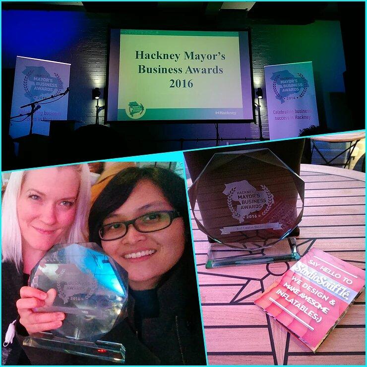Best Creative Award